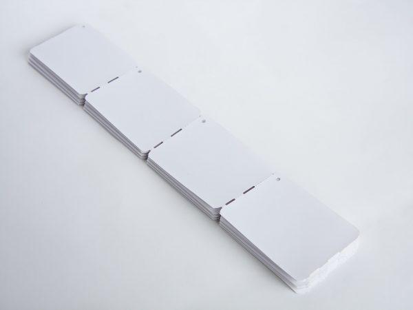 6.000 Thermo-Kartonetiketten 55x76,2 mm