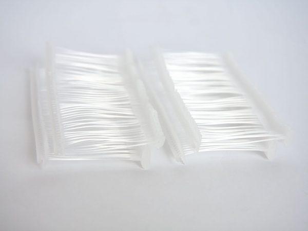 5.000 Banok Microspace Fäden Fein 15 mm